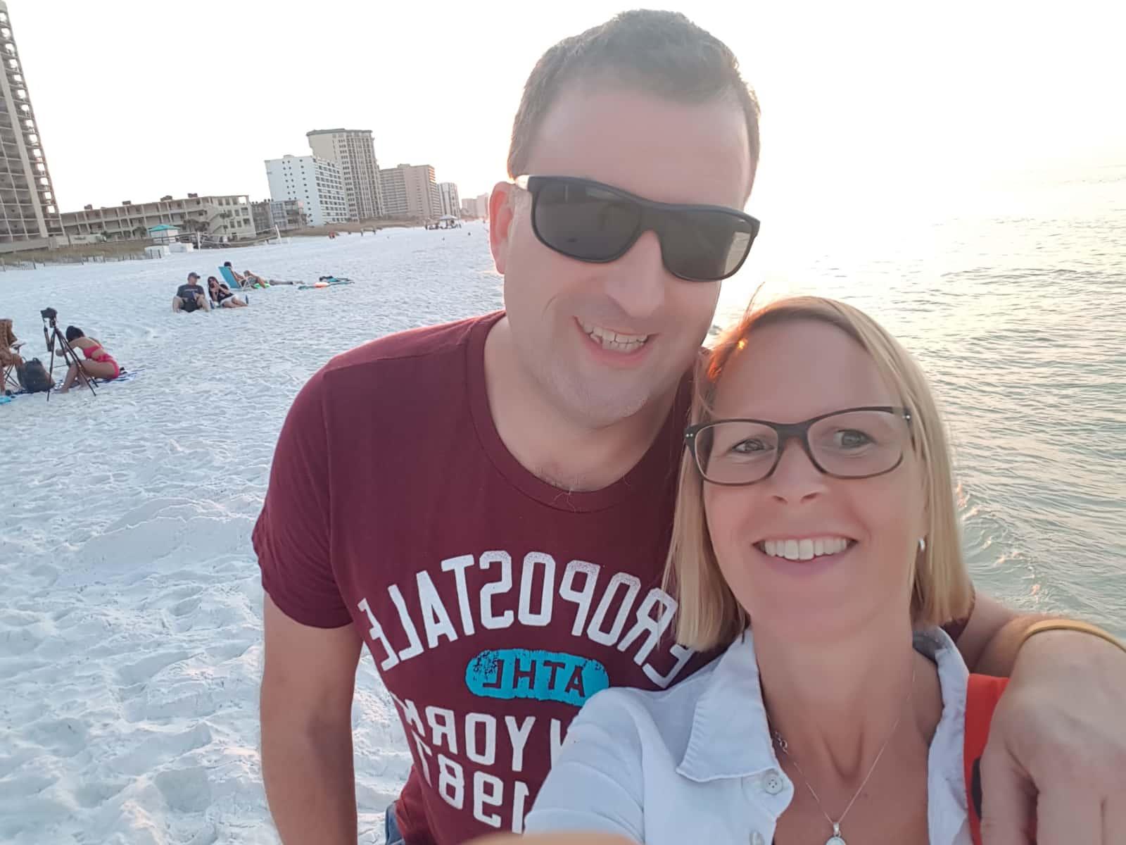 Vivien & Michael from Bremervörde, Germany