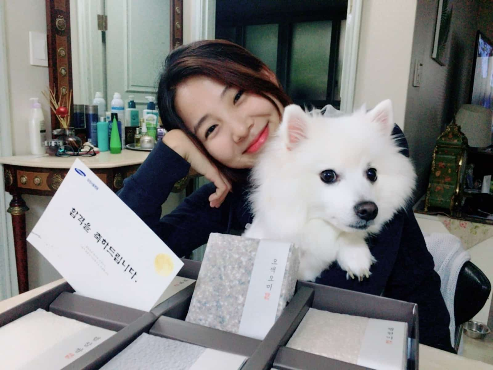 Jung min & Hyun mi lee from Seoul, South Korea
