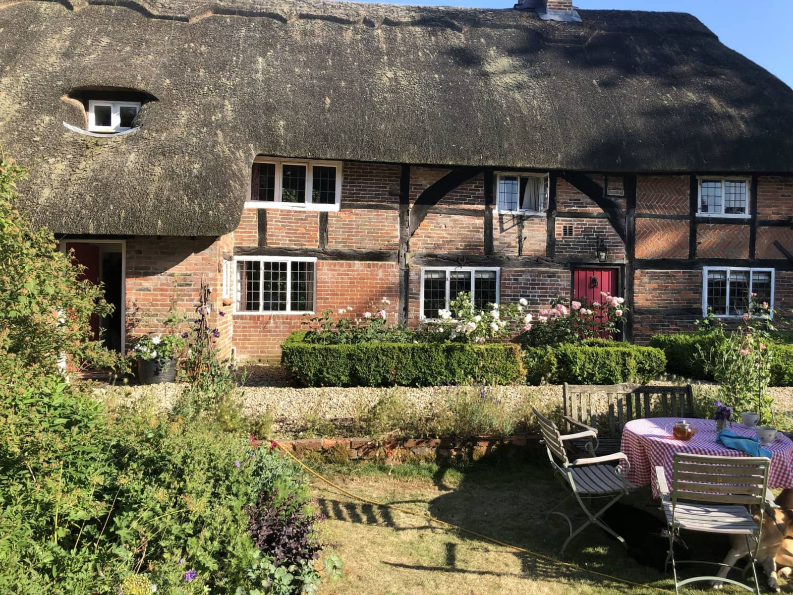 Housesitting assignment in Winchester, United Kingdom