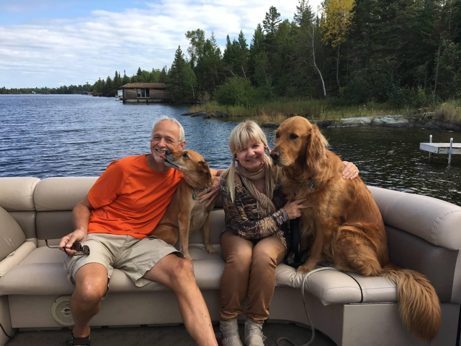 Ken & Jane from Steinbach, Manitoba, Canada
