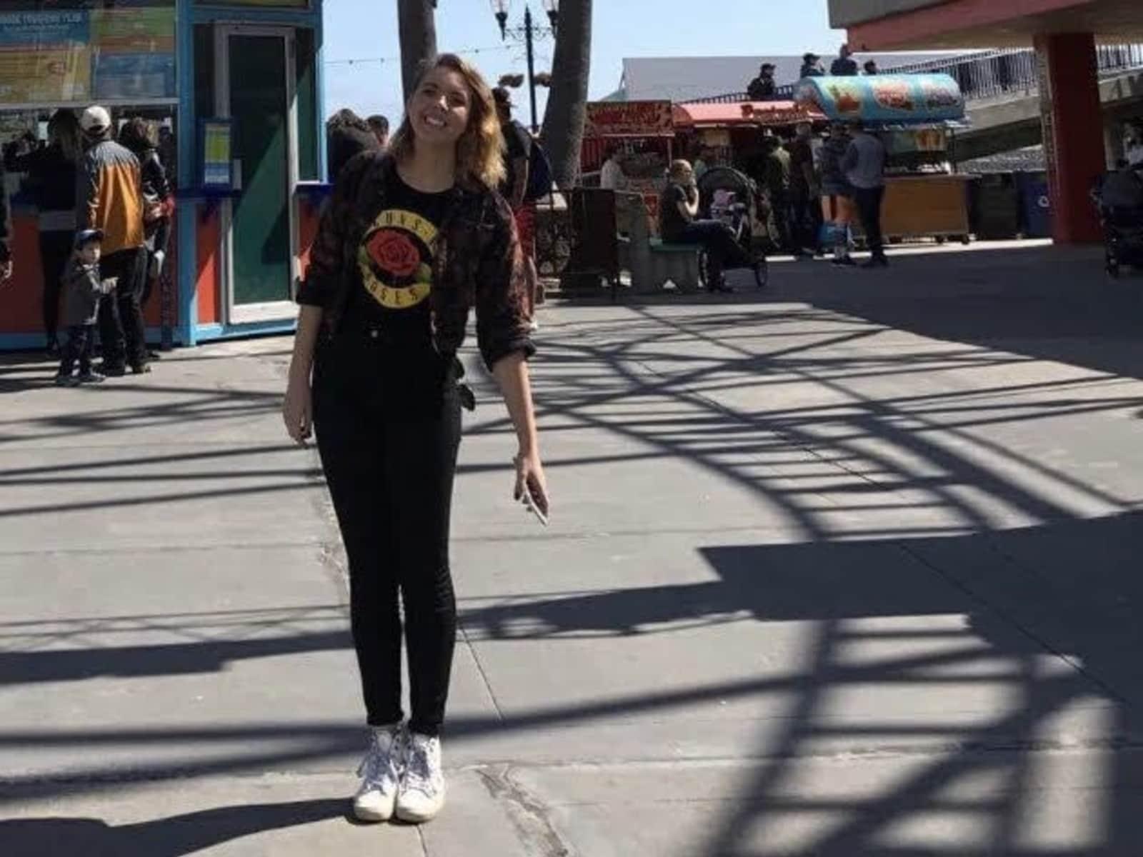 Carolyn from Melbourne, Victoria, Australia
