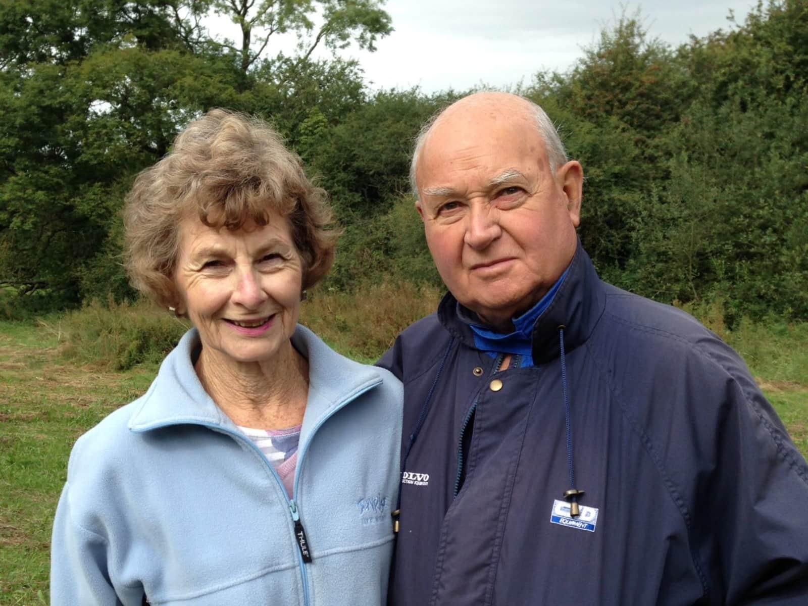 Valerie & John from Sutton in Ashfield, United Kingdom