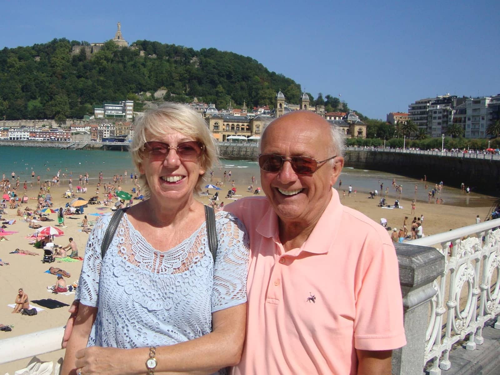 Ray & Margaret from Hereford, United Kingdom
