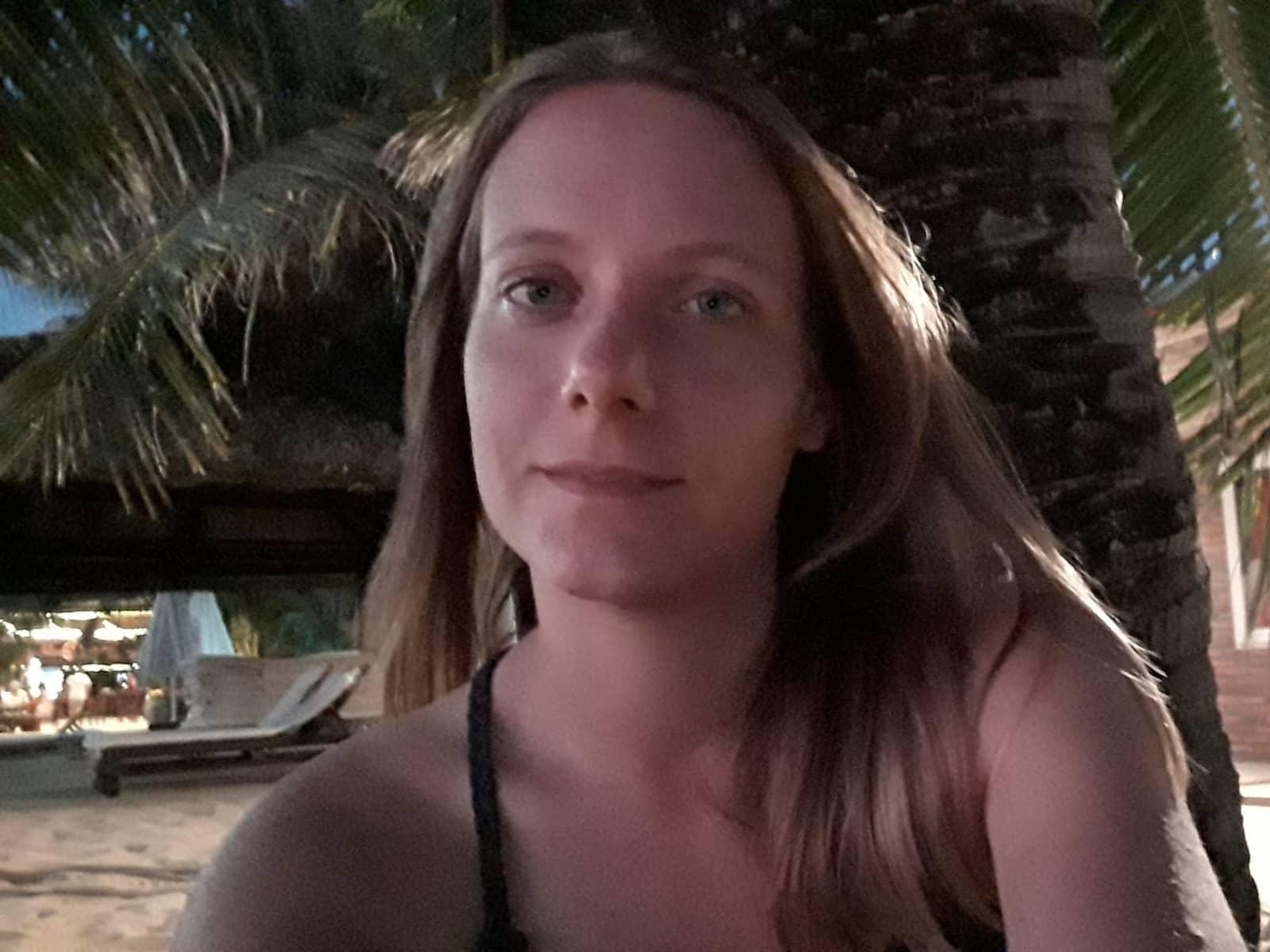 Marion from Brisbane, Queensland, Australia