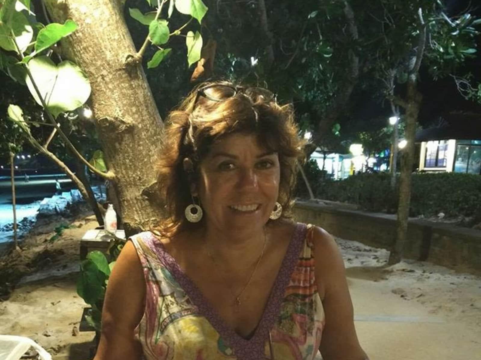 Shereen from Hove, United Kingdom
