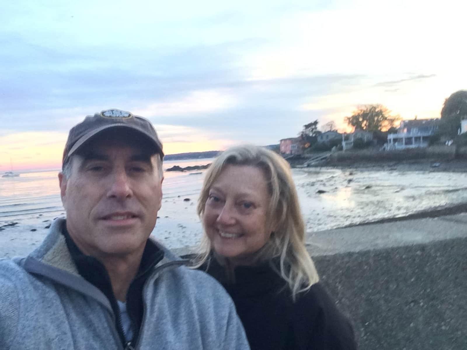 Kenneth & Kate from Framingham, Massachusetts, United States