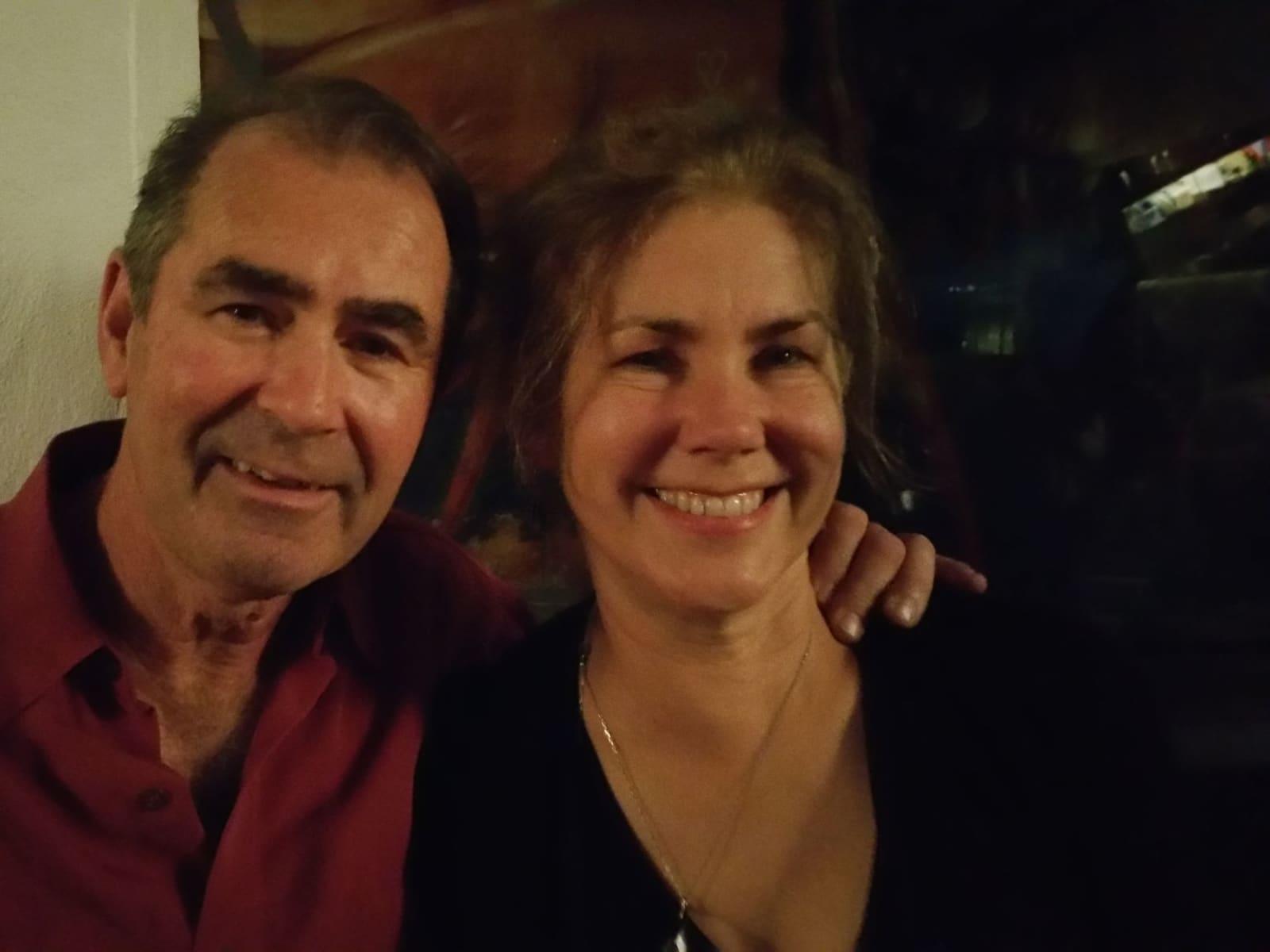 Pauline & Michael from Sydney, New South Wales, Australia