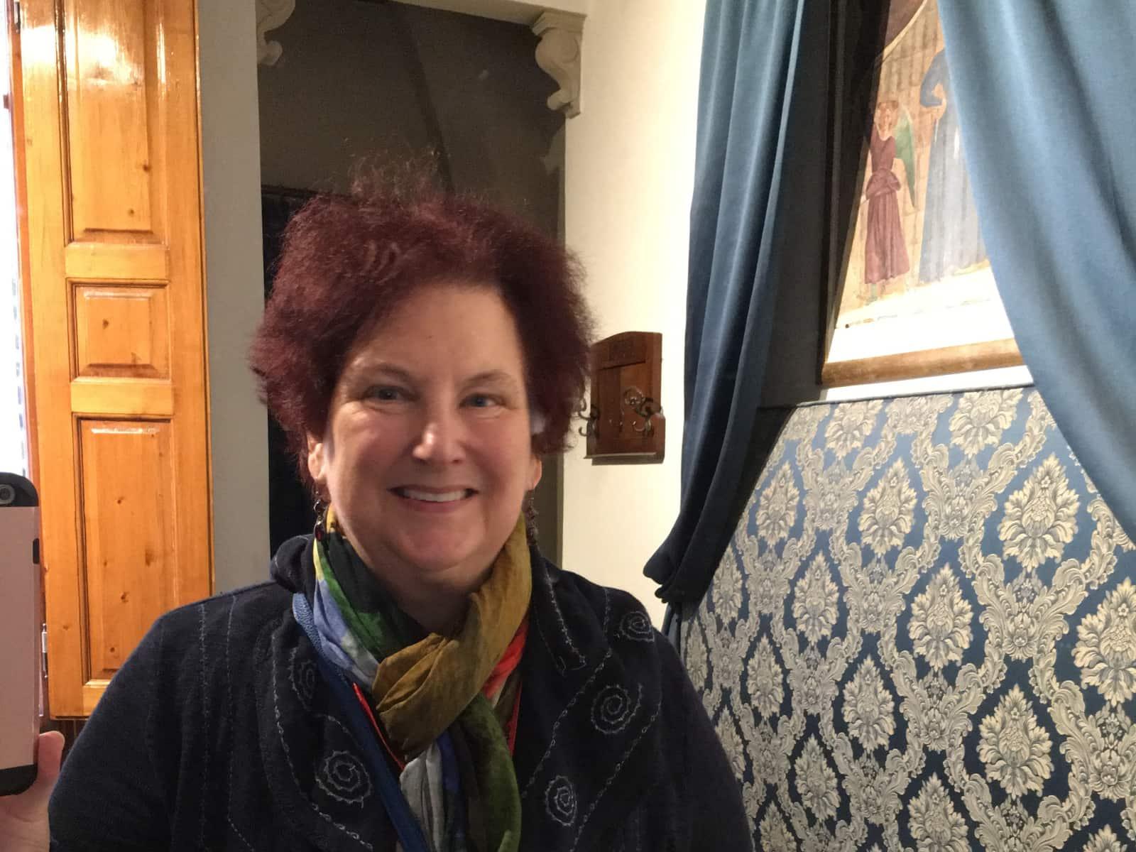 Peggy from Lenexa, Kansas, United States