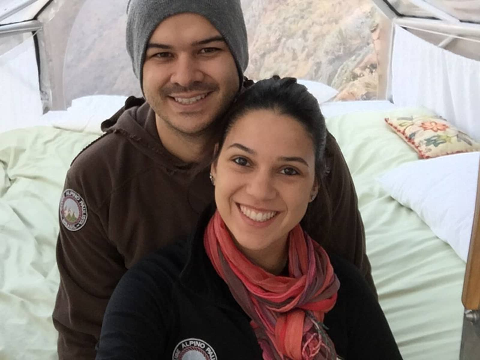 Claudia & Marcos from London, United Kingdom