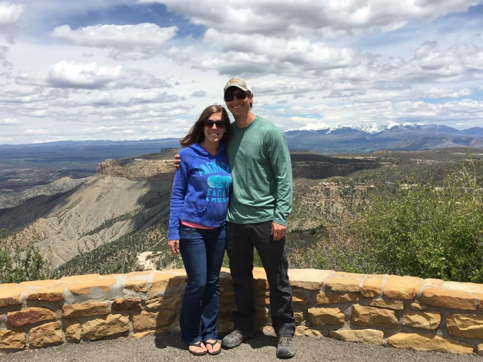 Matt & Amber from Wilmington, North Carolina, United States
