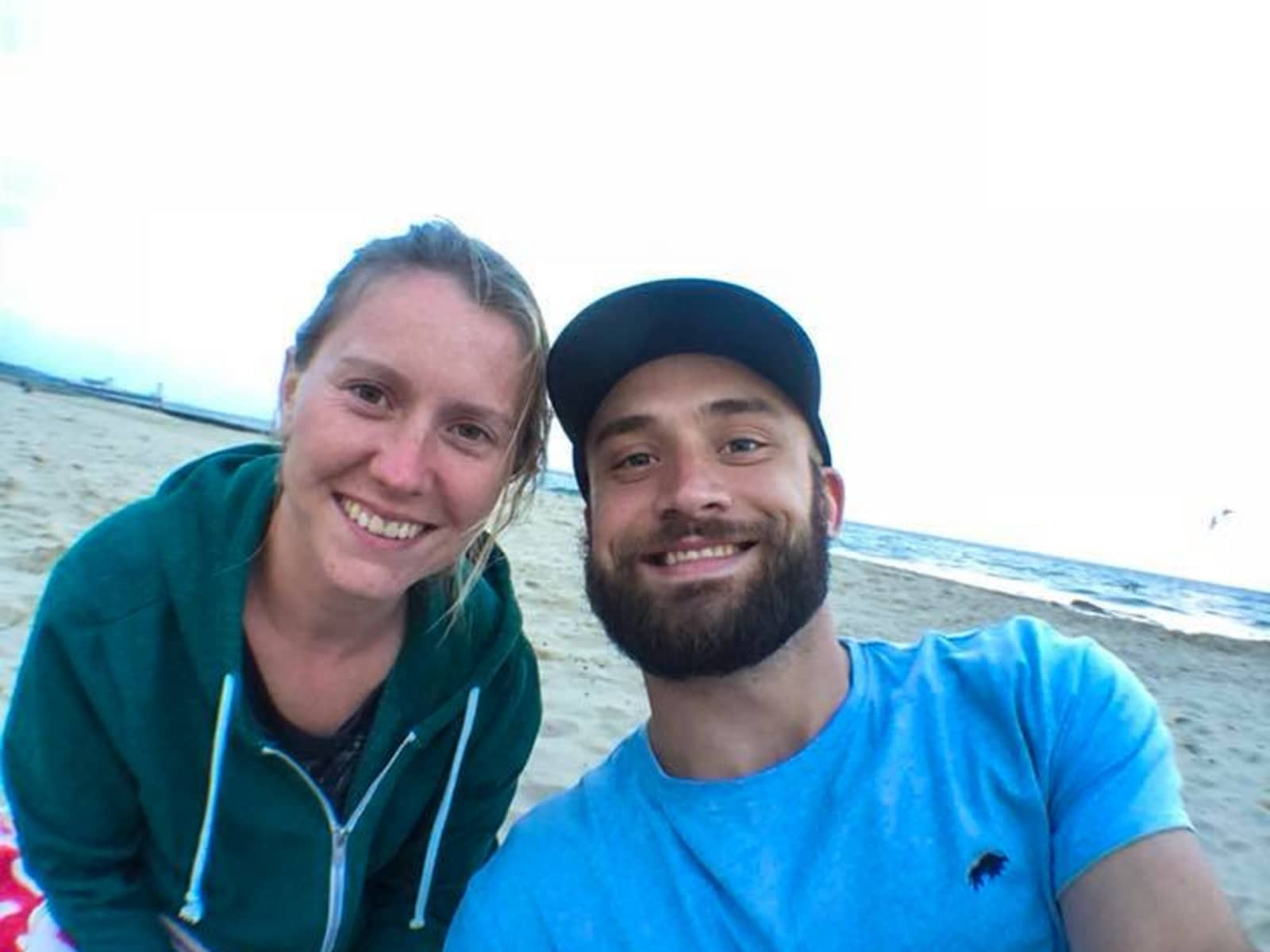 David & Katie from Oxford, United Kingdom