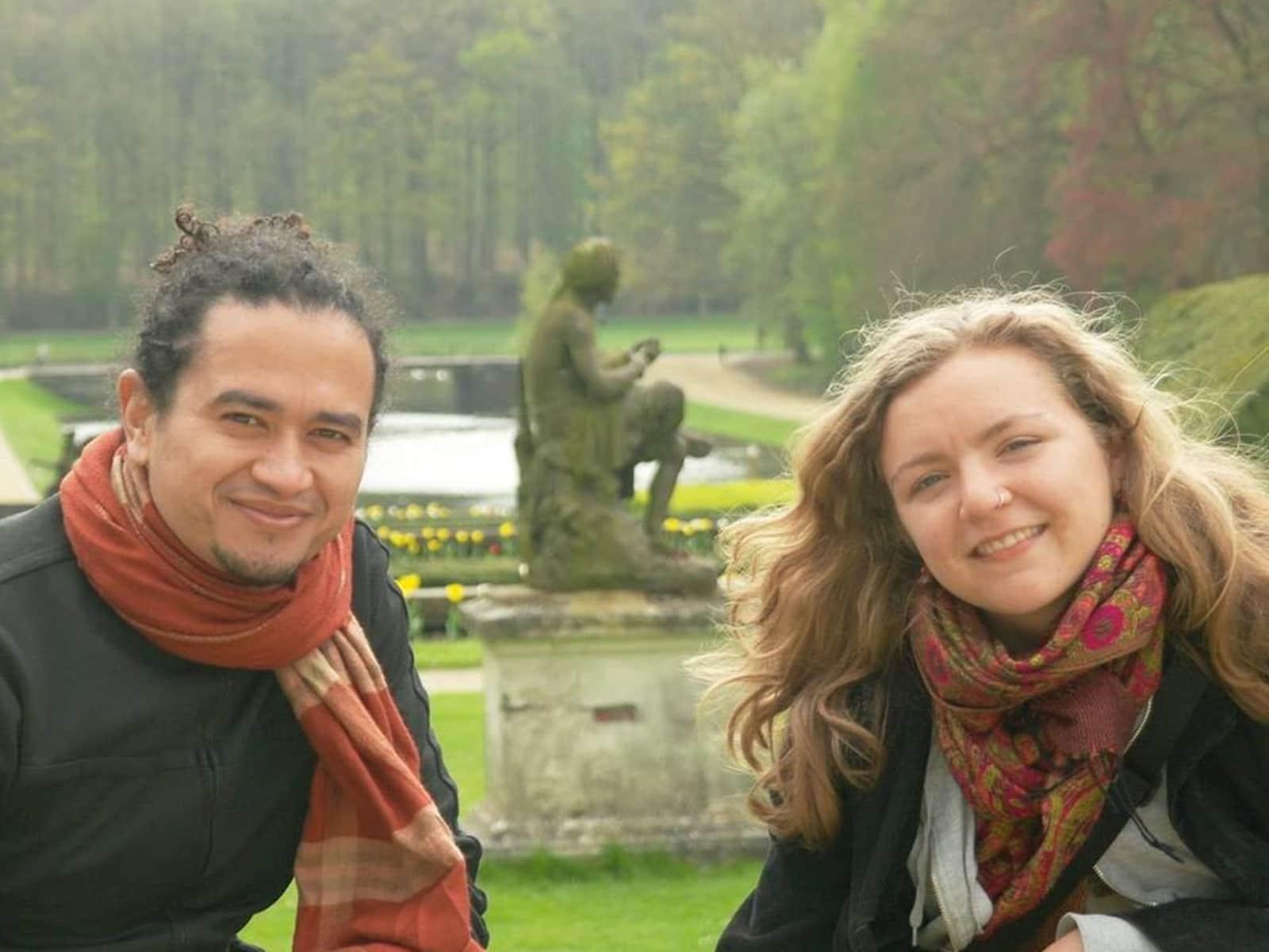 Benedikta & Manoel from Berlin, Germany