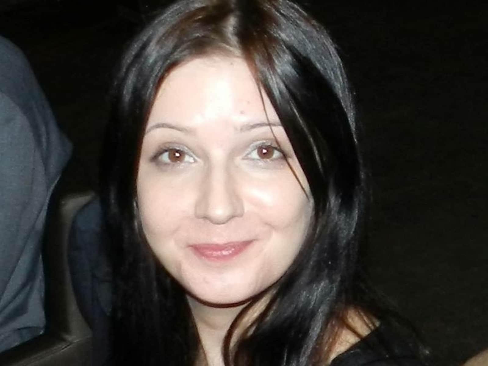 Katrina from Warsaw, Poland