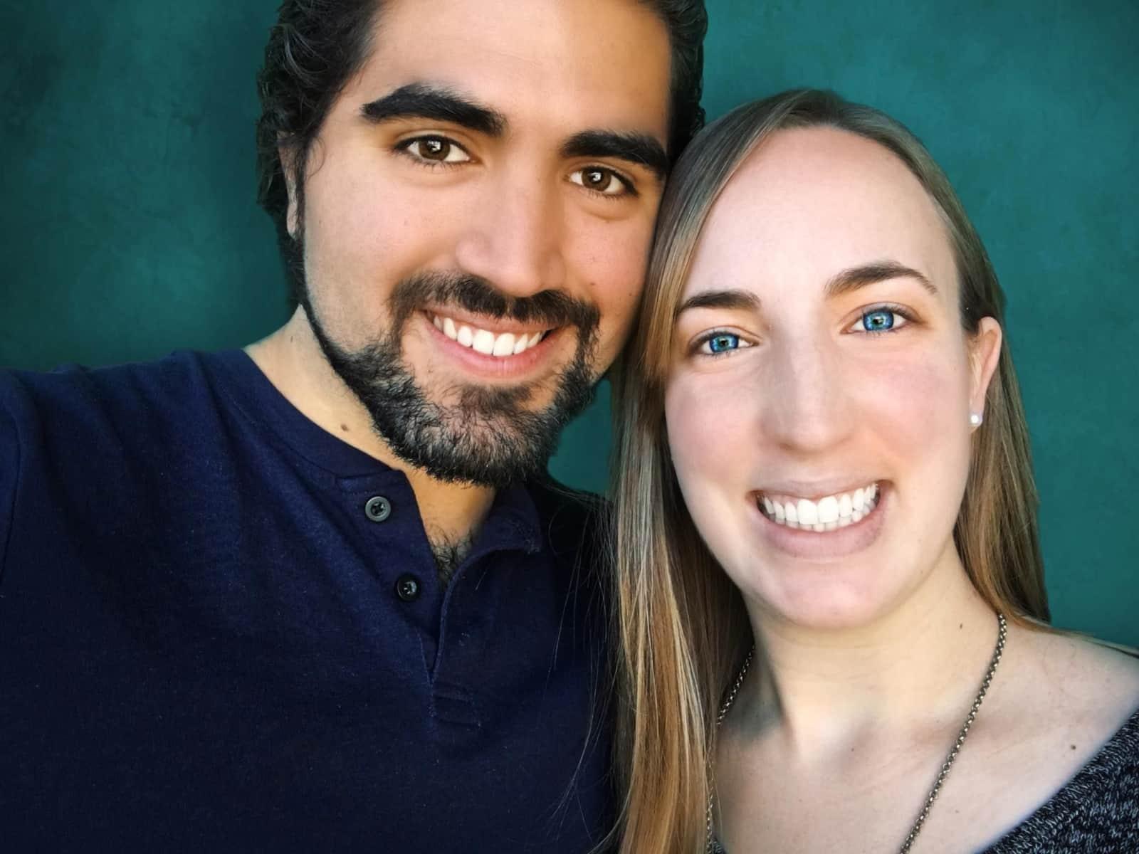 Ellen & Chris from Santa Monica, California, United States