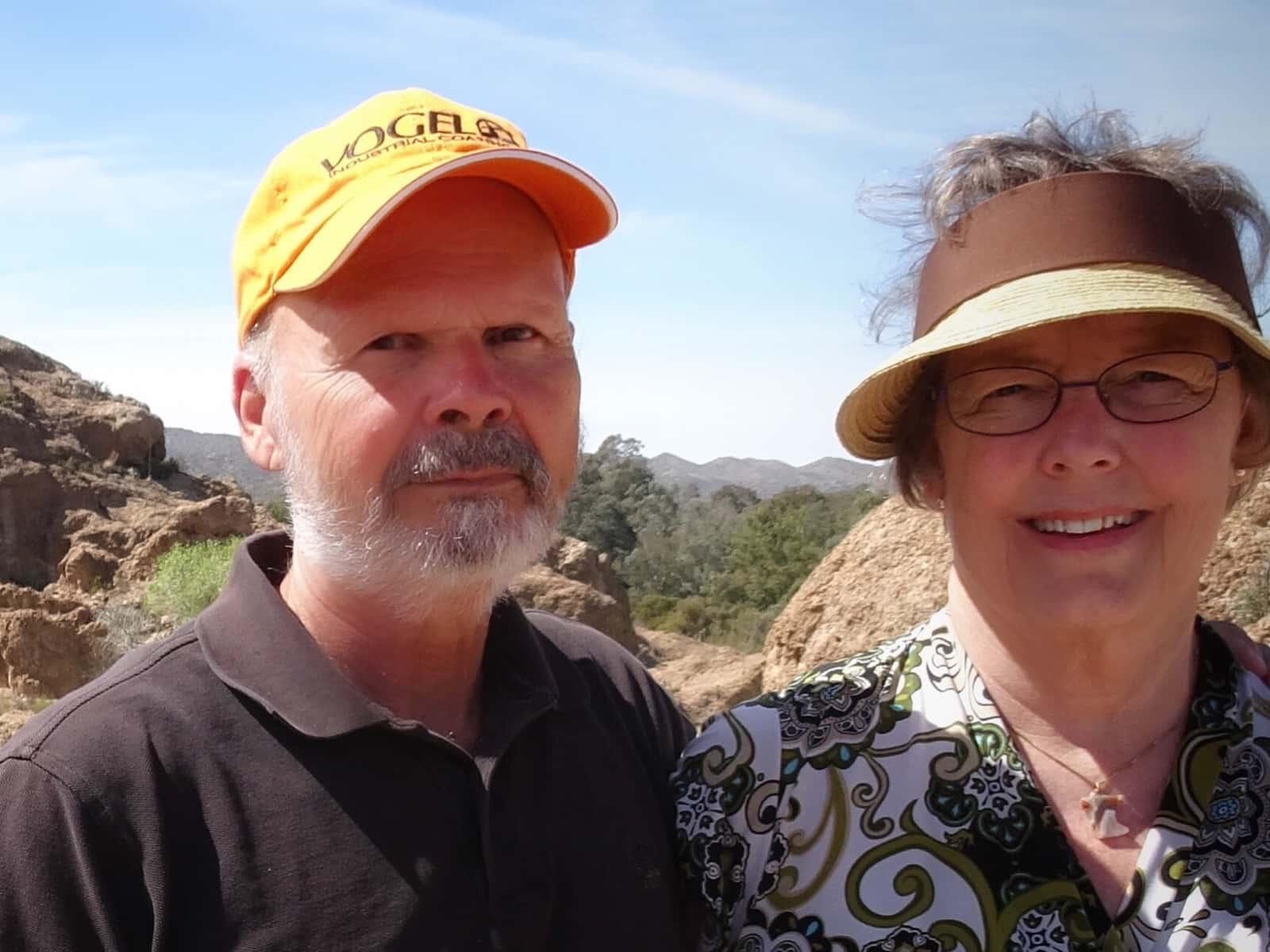Margaret & Roger from Glenwood, Minnesota, United States