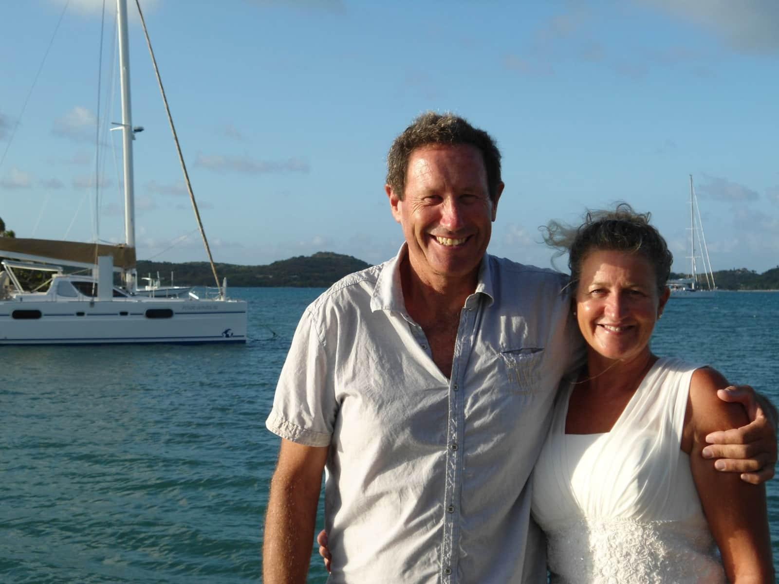Debra & Bill from Kerikeri, New Zealand