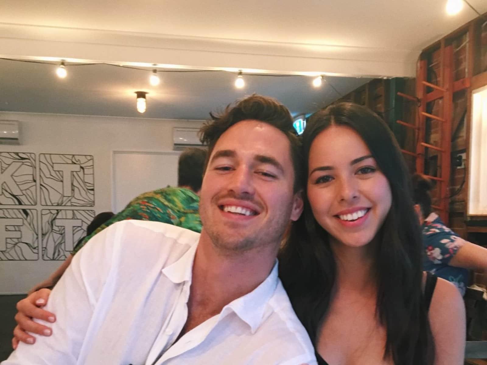 Kay & Robert from Gold Coast, Queensland, Australia