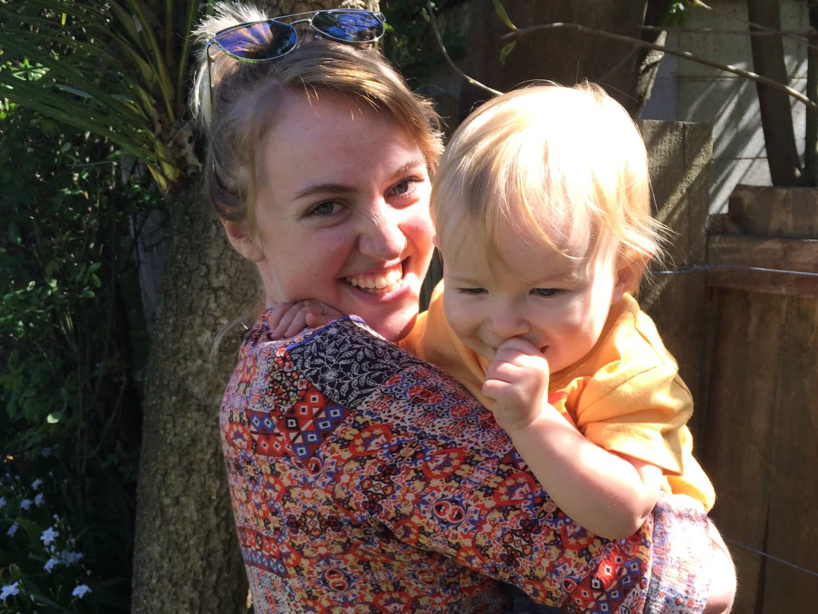 Sadia from Christchurch, New Zealand
