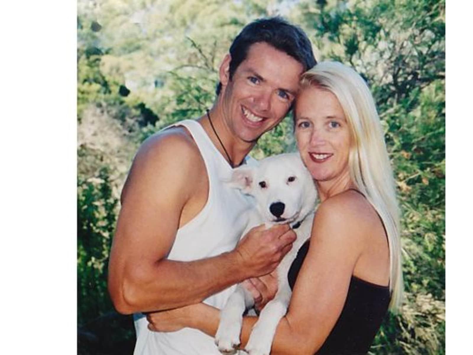 Louise & Brian from Melbourne, Victoria, Australia