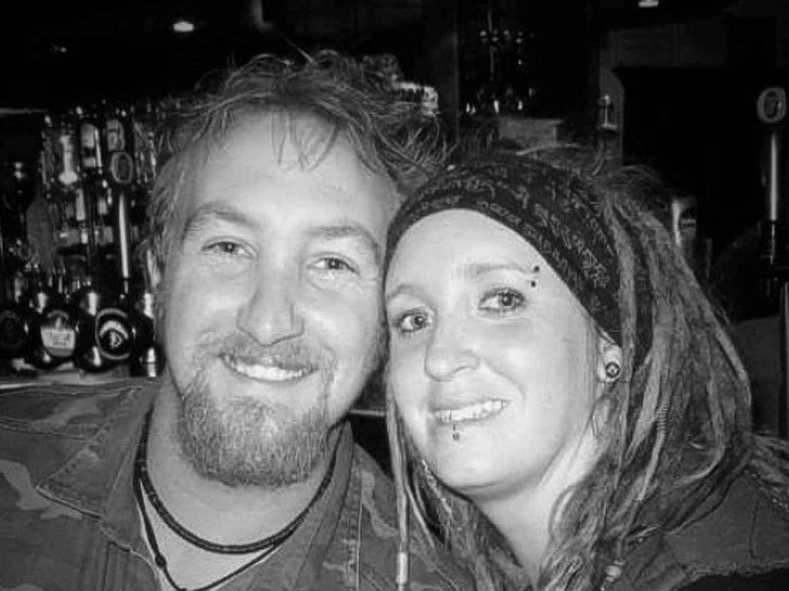 Pauline & William from Perth, Western Australia, Australia
