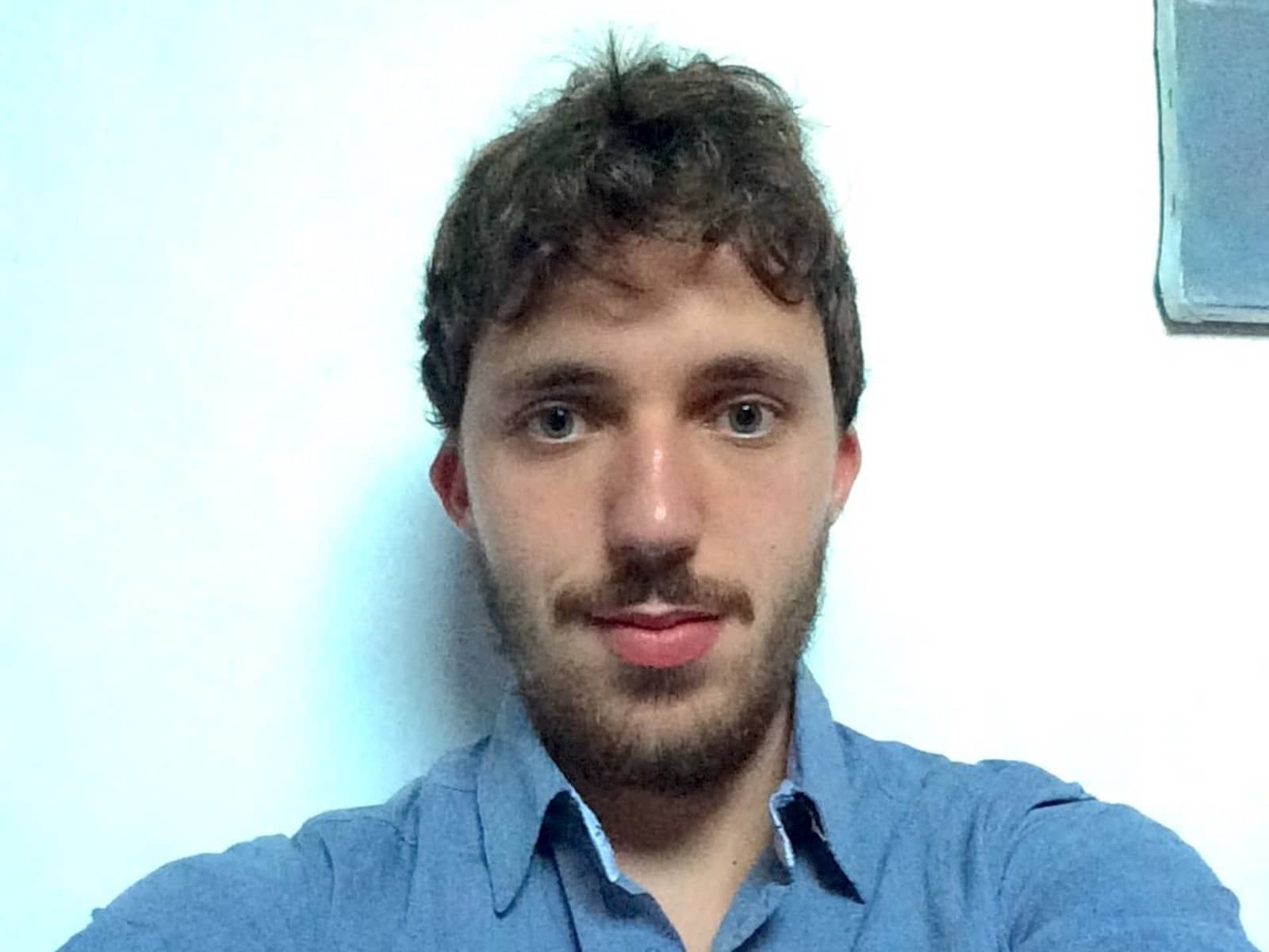 Niccolò from Nottingham, United Kingdom