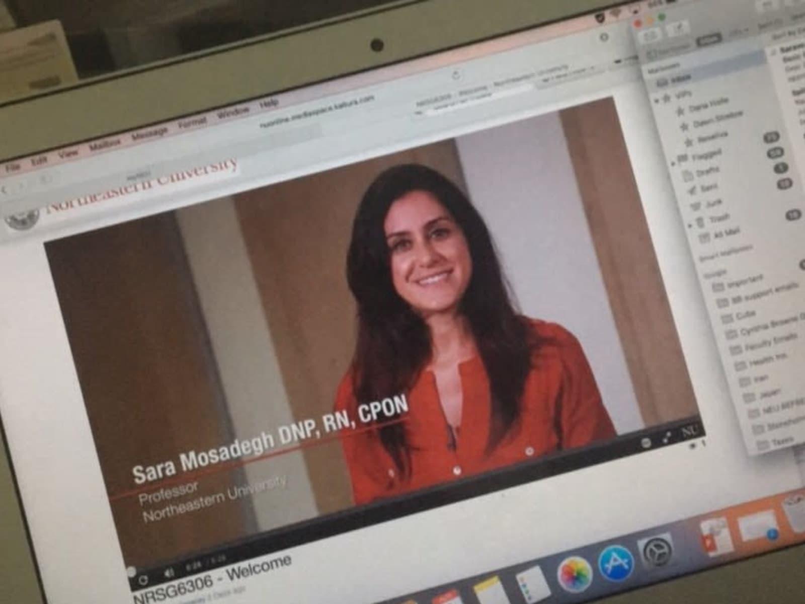 Sara from Boston, Massachusetts, United States