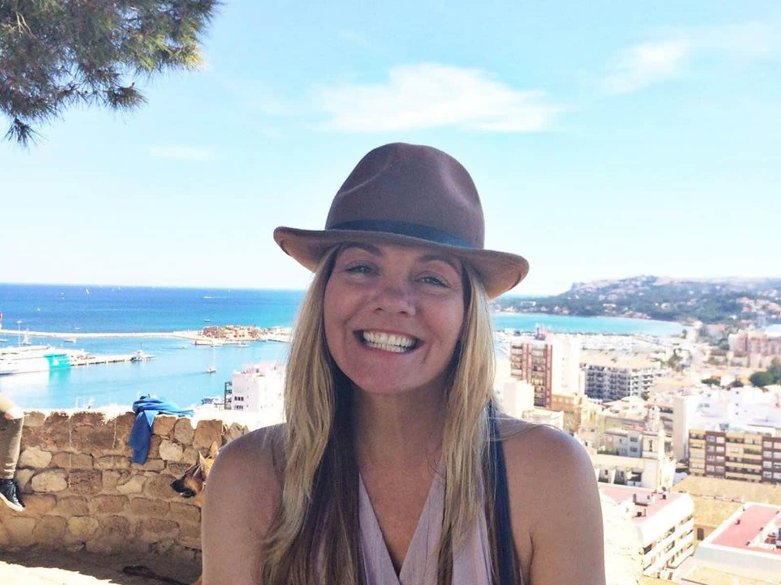 Jeanne from Denia, Spain