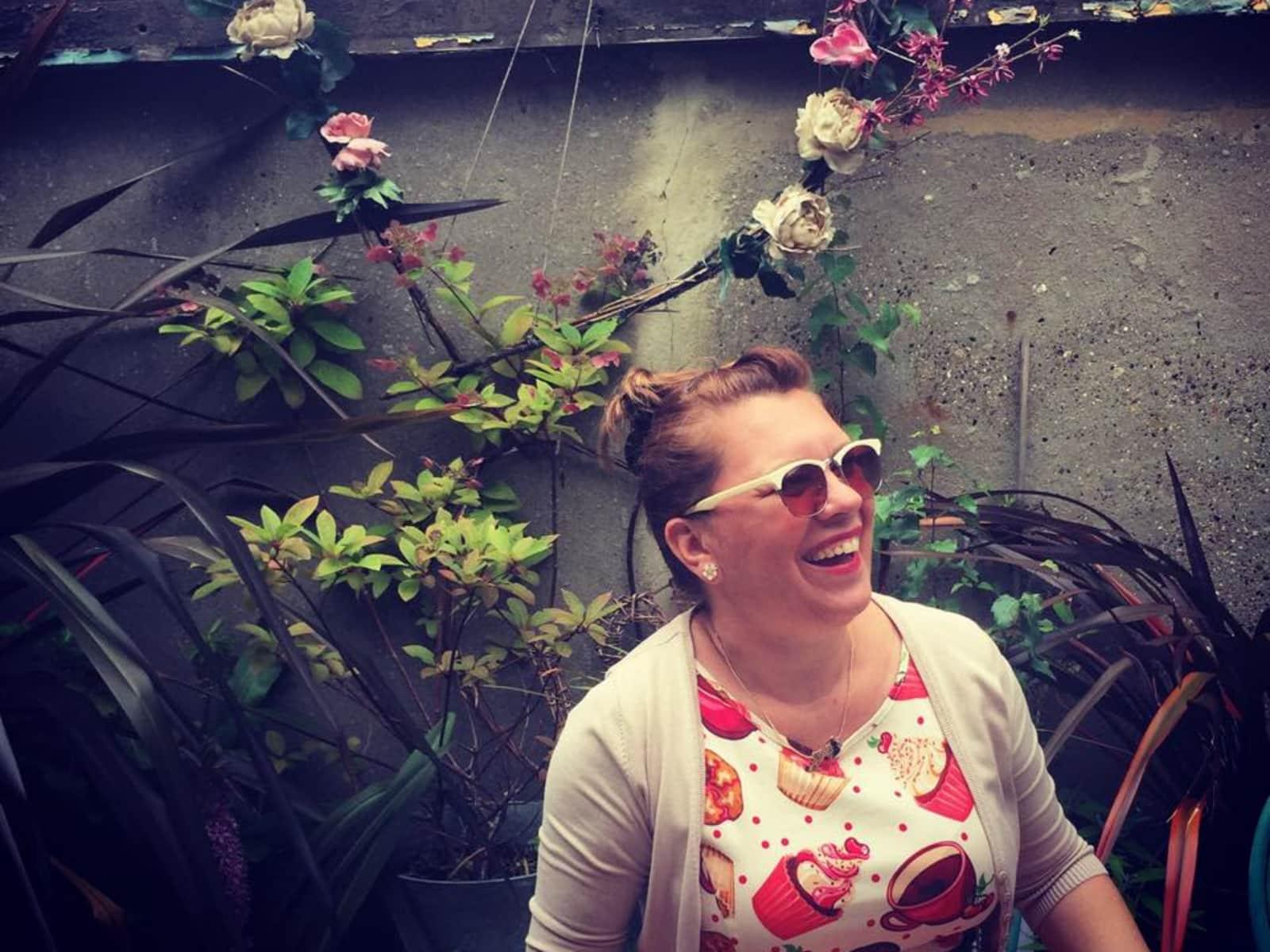 Rosalyn from London, United Kingdom