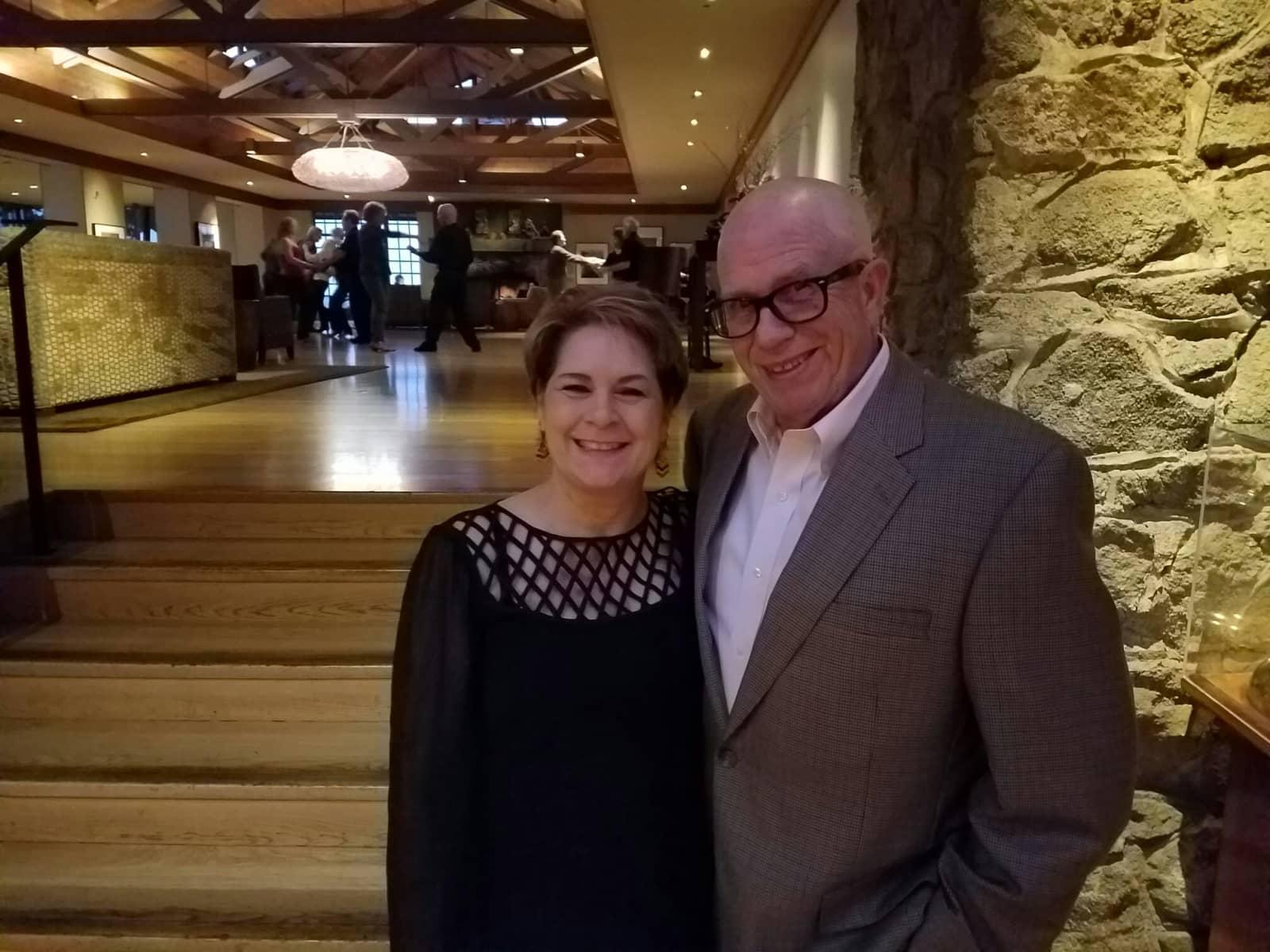 Tammy & Mark from Frederick, Maryland, United States