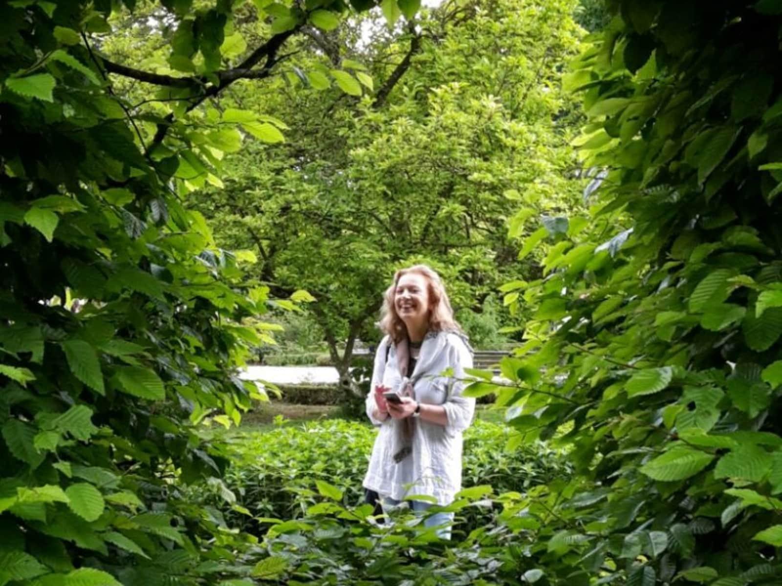 Karin from Stuttgart, Germany
