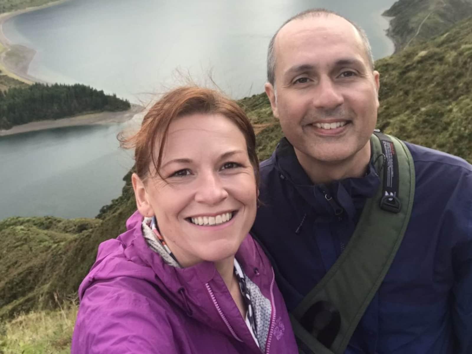 Melanie & Chris from Manchester, United Kingdom