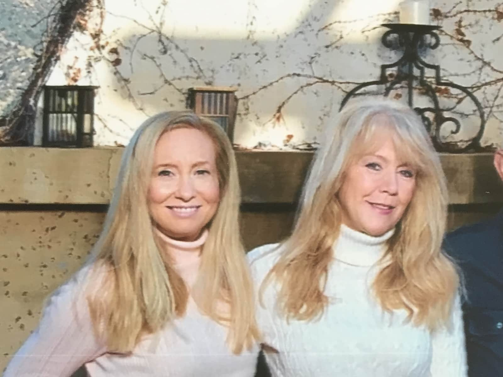 Pamela & Stacey from Los Angeles, California, United States