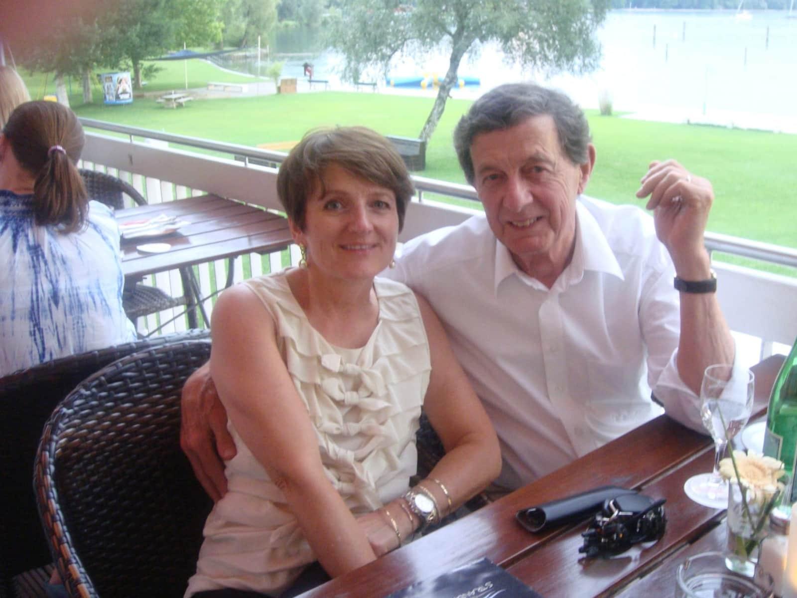 Barbara & Edward from Munich, Germany