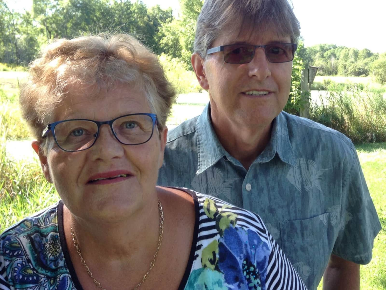 Aggie & Ernie from Winnipeg, Manitoba, Canada