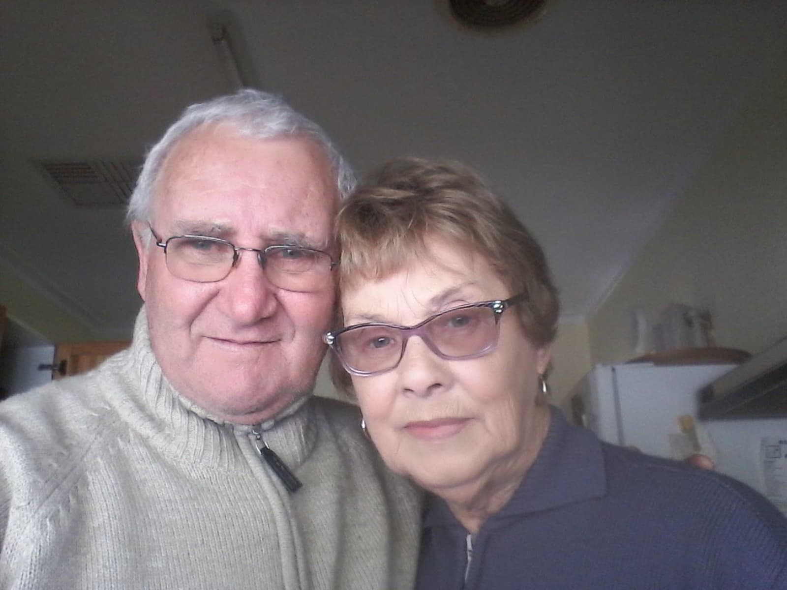 Ralph & Lyn from Bakery Hill, Victoria, Australia