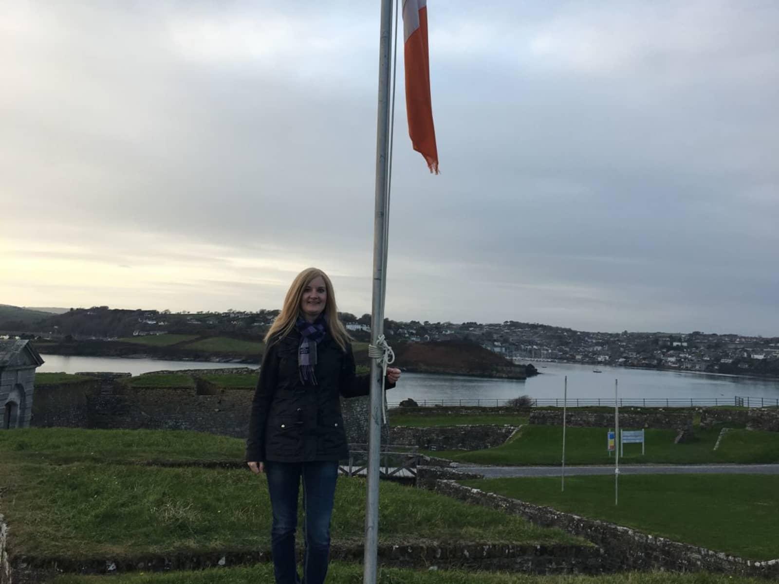Tara from Cork, Ireland