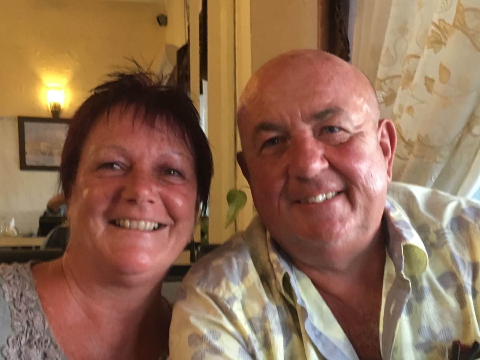Ken & Jaci from Swansea, United Kingdom