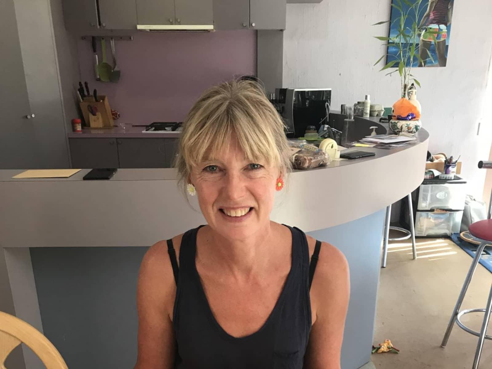 Judy from Croydon, Victoria, Australia