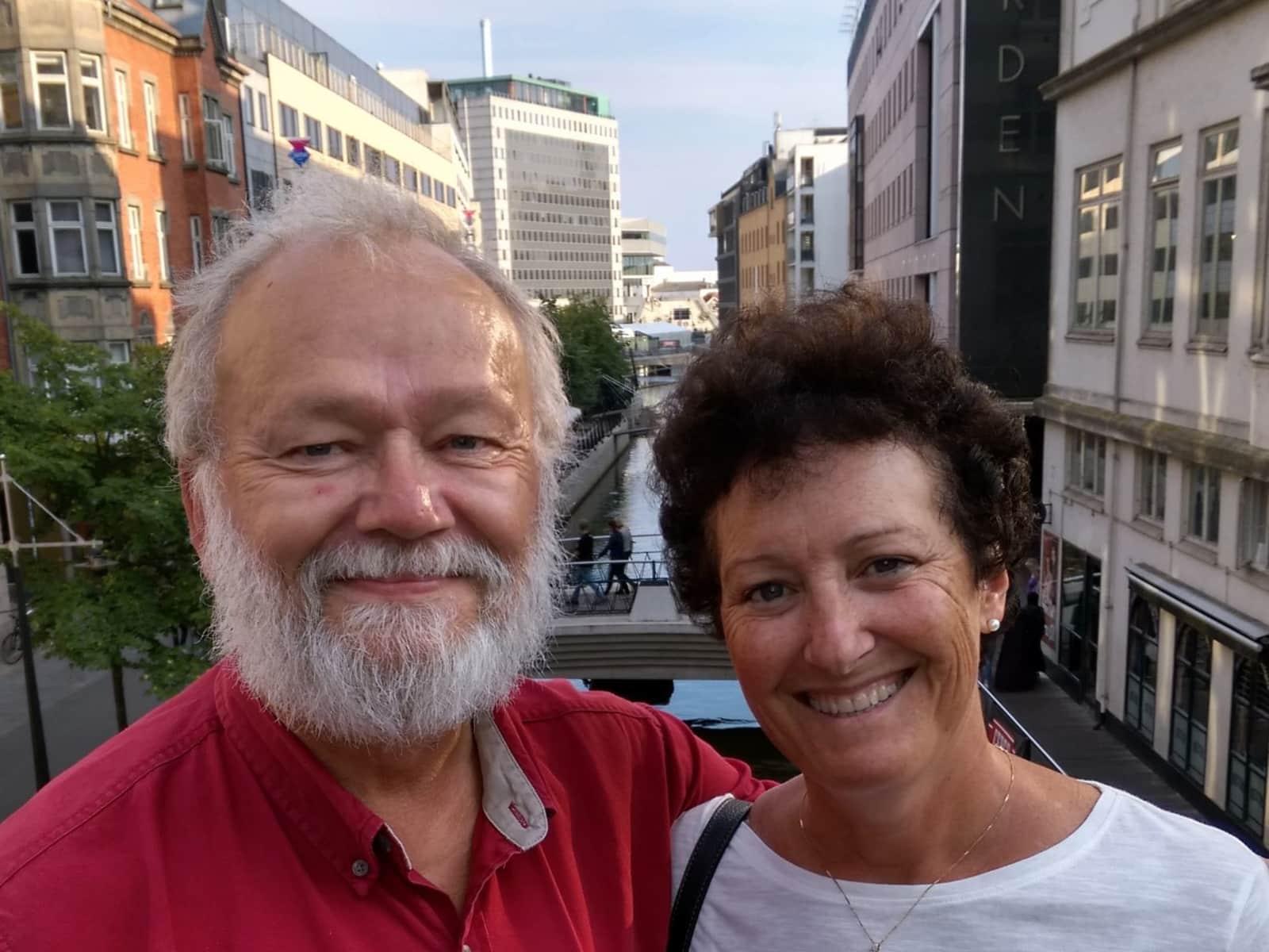 Maria elena & Gary from Alicante, Spain