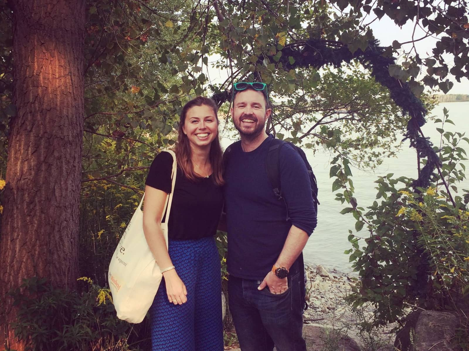 Rachel & Luke from Vancouver, British Columbia, Canada