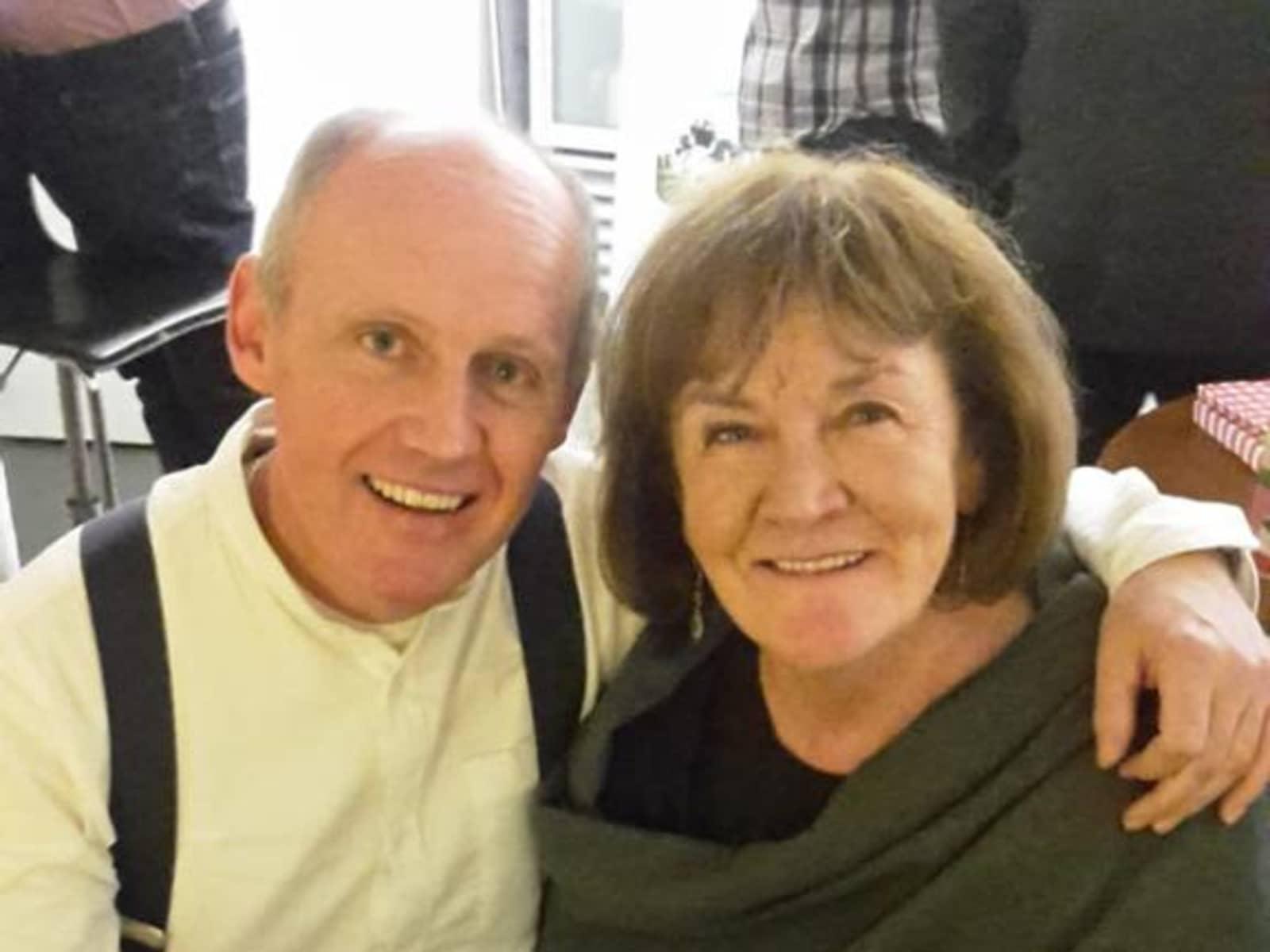 Helen from Monaghan, Ireland