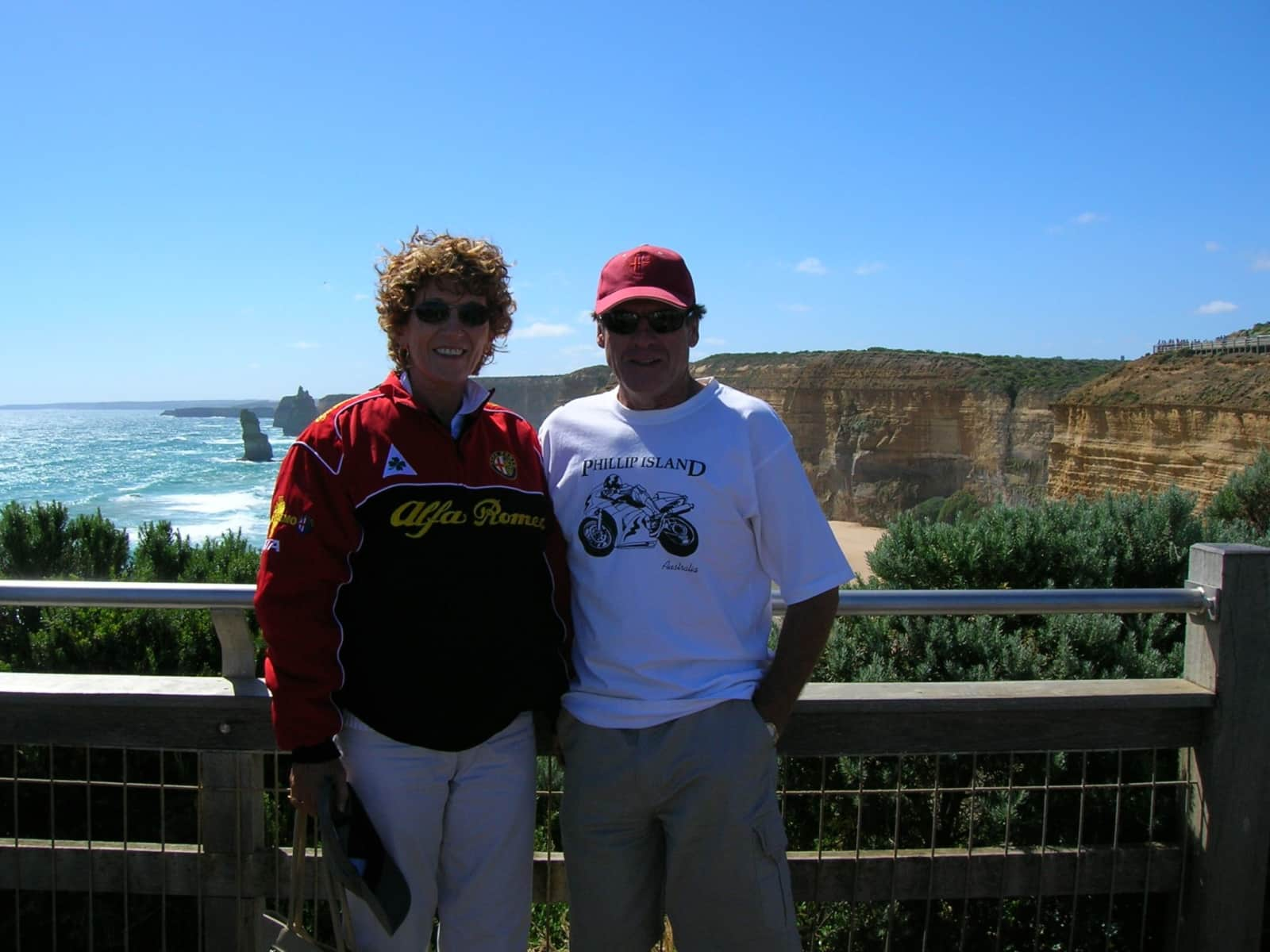 Ken & Jillian from Sydney, New South Wales, Australia
