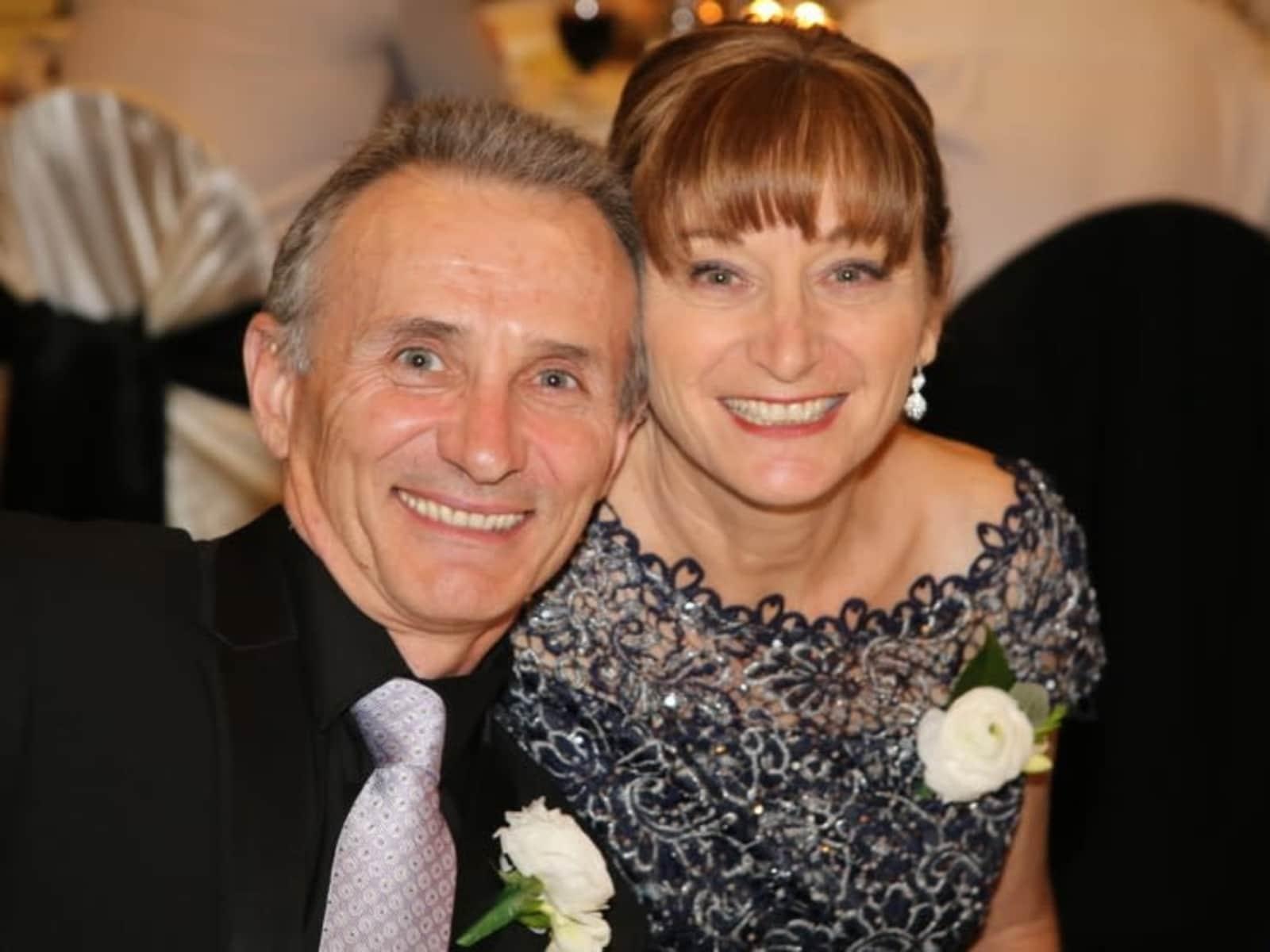Karen & John from Joondalup, Western Australia, Australia