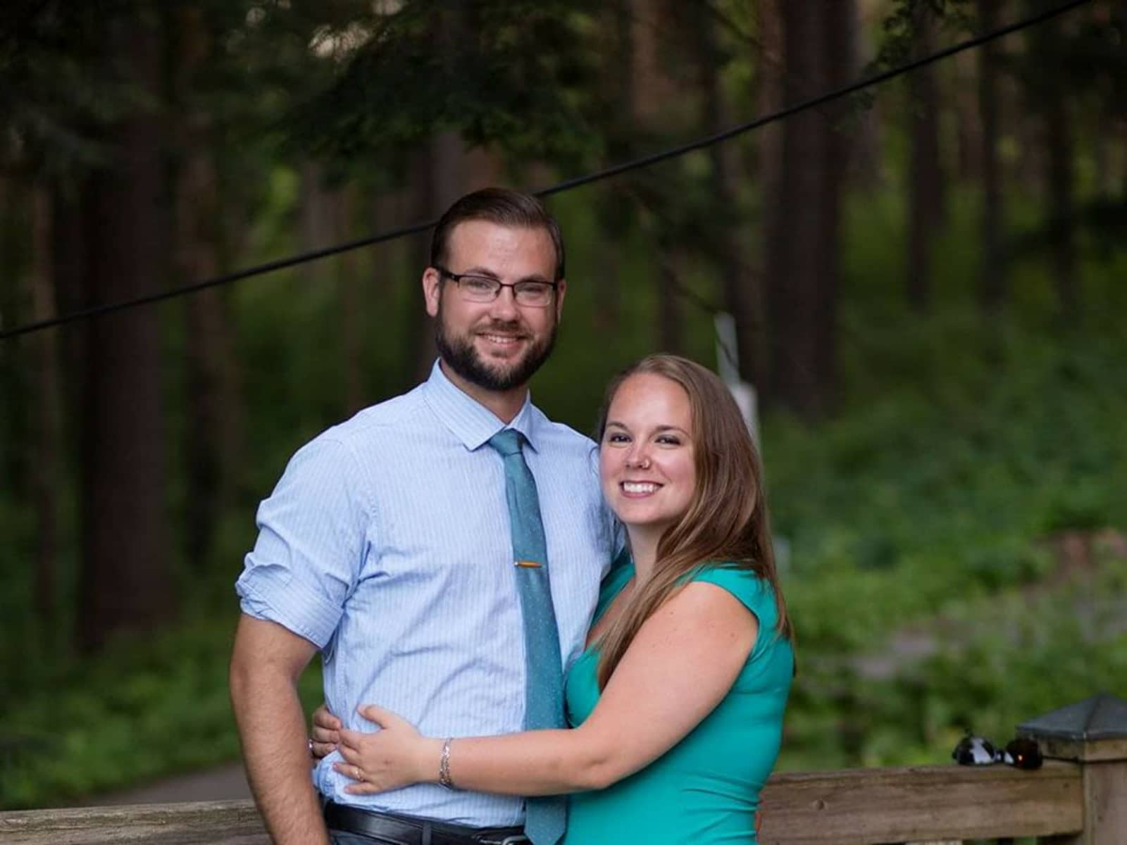 Elizabeth & Derric from Minneapolis, Minnesota, United States
