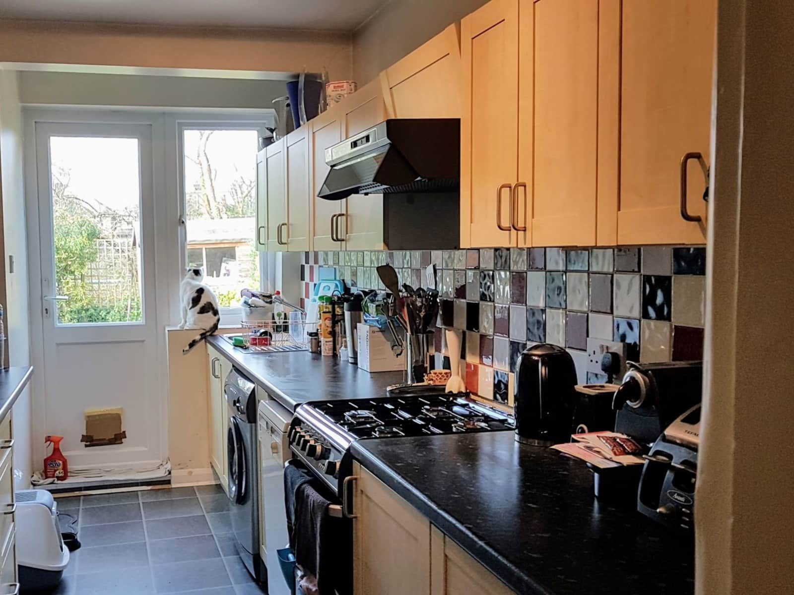 Housesitting assignment in Finchley, United Kingdom