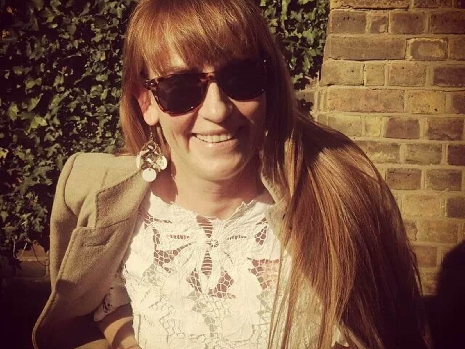 Rebecca from London, United Kingdom