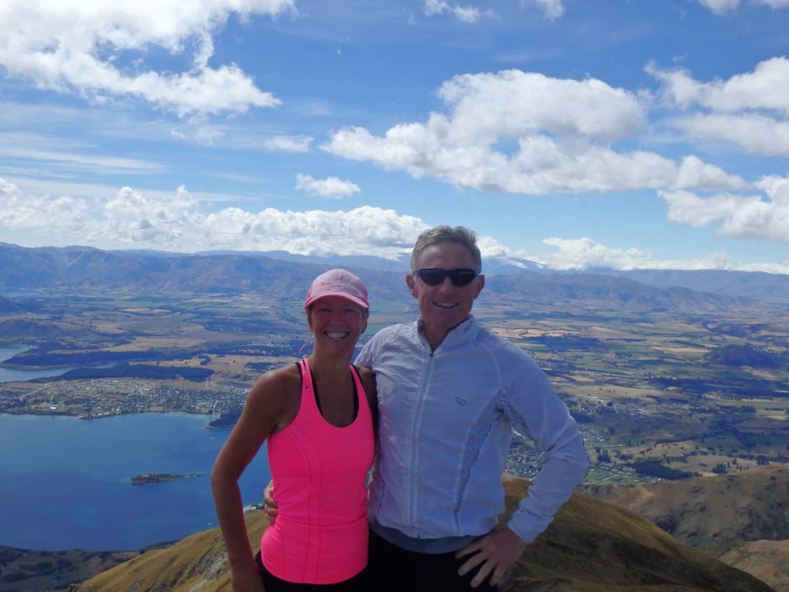 Lynelle & Denis from Auckland, New Zealand