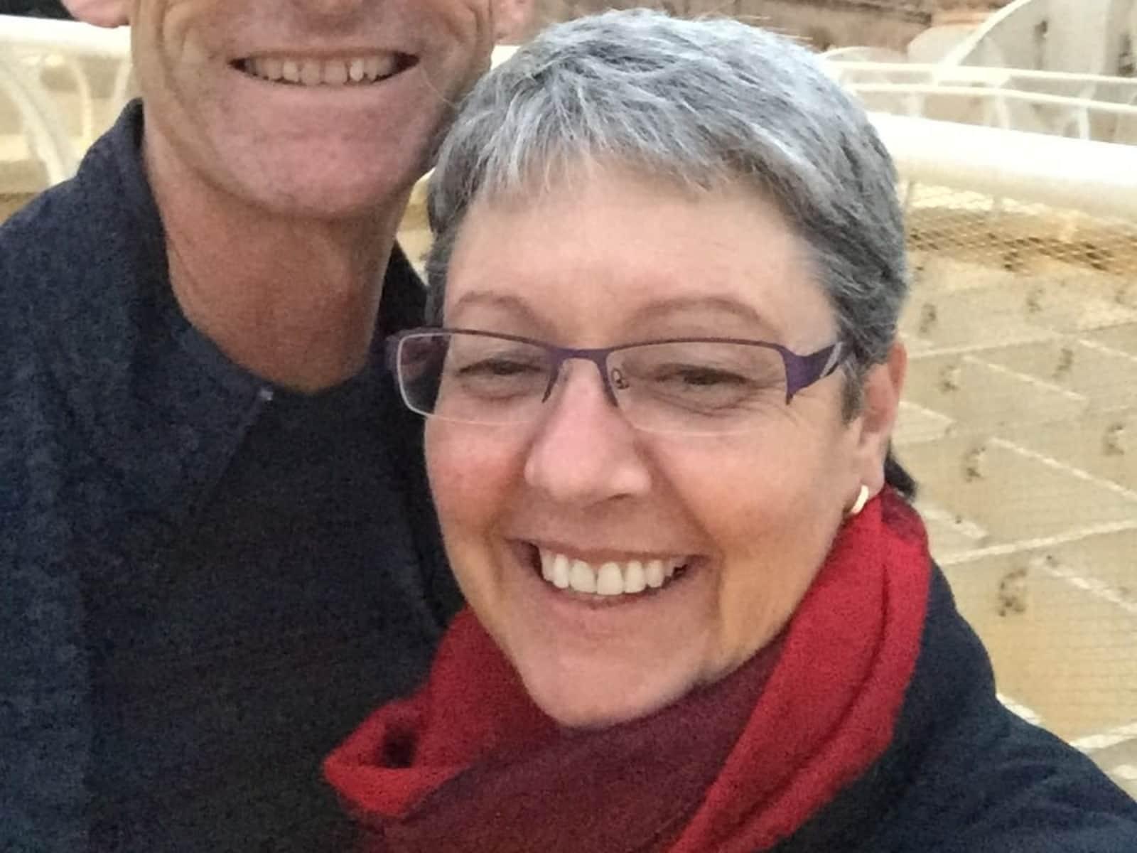 Michael & Deb from Brisbane, Queensland, Australia