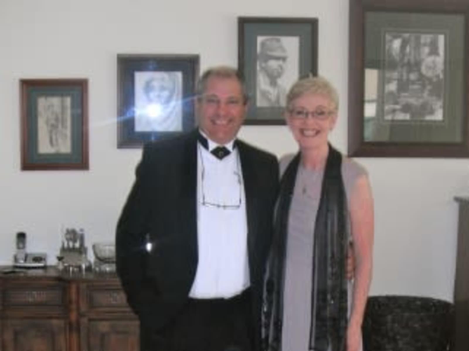 Jane & Michael from Caloundra, Queensland, Australia