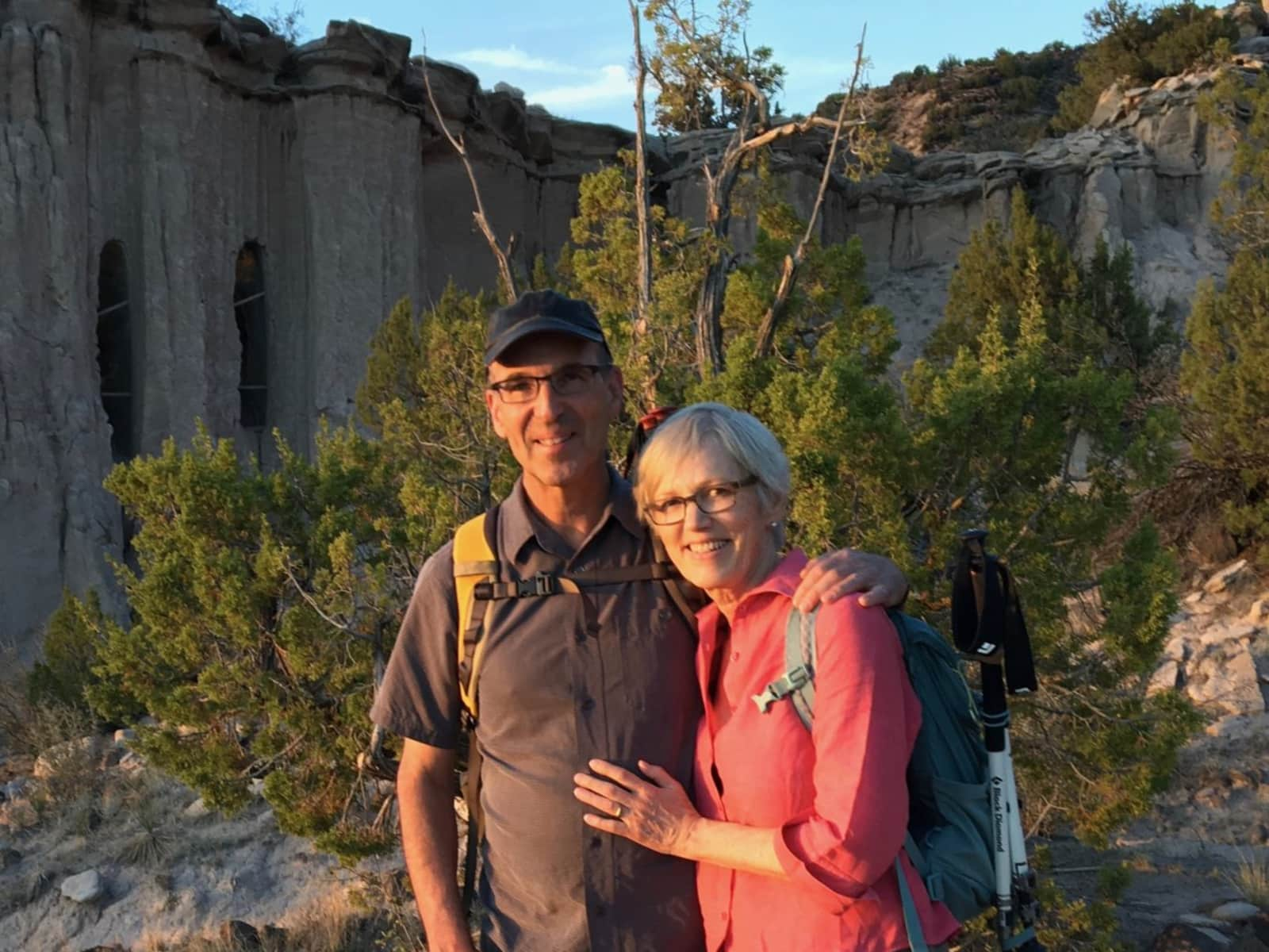 Phil & Diane from Santa Fe, New Mexico, United States